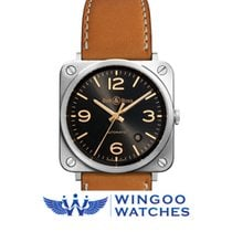 Bell & Ross BR S Automatic 39mm Midsize Watch