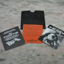 Fortis vintage kit warranty blank  booklet and paper leather...