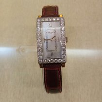 Chopard Rectangular Classic Diamond StrapwatchКакие именно?