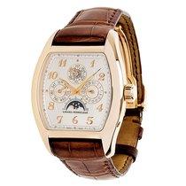 Girard Perregaux Richeville 2722 Men's Watch in 18K Rose Gold
