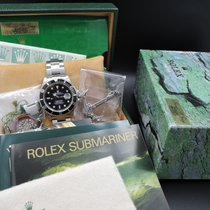 Rolex Oyster Perpetual Submariner 16610 Stainless Steel...