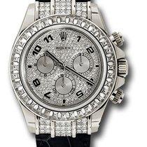 Rolex Daytona Diamond case  18k White Gold 116599
