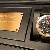Porsche Design Indicator Rattrapante Roségold Limited Edition...