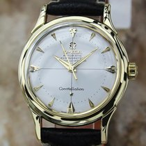 Omega Constellation Swiss Made 14K Gold 34mm Men's 1960s...