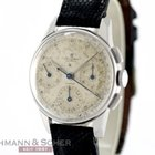 Universal Genève , Vintage, Compax Chronograph, Stainless Steel,