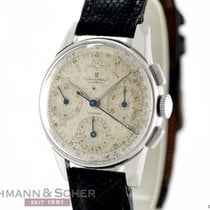 Universal Genève Vintage Compax Chronograph Stainless Steel