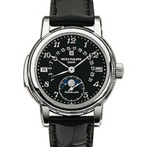 Patek Philippe Minute Repeater Mens 37mm Mechanical in White Gold