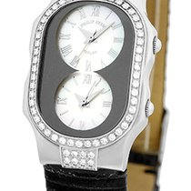"Philip Stein ""Teslar"" Diamond Strapwatch."