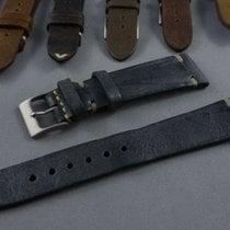 Omega Speedmaster Moon watch Bespoke leather vintage straps...