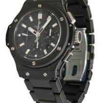 Hublot Big Bang Ceramic Black Magic 44mm Men's Luxury Watch