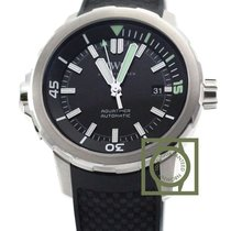 IWC Aquatimer Automatic IW329001 42mm Black dial NEW