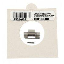 Omega 16mm Matte Steel Link For Speedmaster 35395000