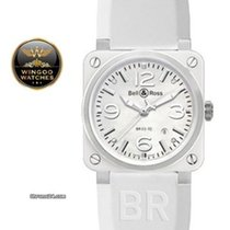 Bell & Ross - BR 03-92 White Ceramic