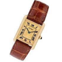 Cartier Vermeil 12816