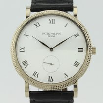Patek Philippe Calatrava Manual Winding White Gold 3919G