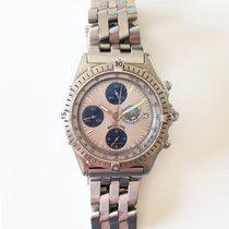 Breitling Chronomat Blue Impulse Chronograph