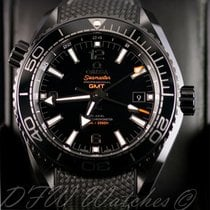 Omega Seamaster Planet Ocean GMT Deep Black 215.92.46.22.01.001