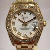 Rolex Pearlmaster 34 mm  Ref. 81158  LC 100