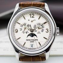 Patek Philippe 5146G-001 Annual Calendar 18K White Gold...