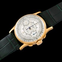 Patek Philippe The yellow gold retailed by Walser  Wald