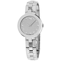 Movado Women's 0606814 Sapphire Analog Display Swiss...