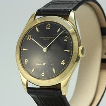 Vacheron Constantin elegante Vintage Uhr 18K Gold von 1949 mit...