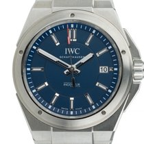 IWC Ingenieur LAUREUS SPORT FOR GOOD FOUNDATION   [Box &...