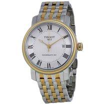 Tissot Men's T-Classic Bridgeport Powermatic 80 Watch