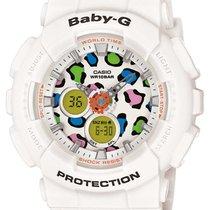 Casio BA-120LP-7A1ER Baby-G Damen 43mm 10ATM