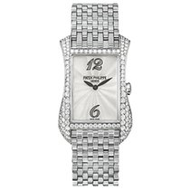 Patek Philippe 4972/1G-001 White Gold Ladies Gondolo [NEW]