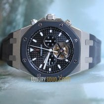 Audemars Piguet Royal Oak Offshore Tourbillon Chronograph St