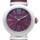 Bulgari Lucea Automatic Date Ladies watch LU33C7SLD