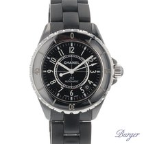 Chanel J 12 Black Ceramic Automatic