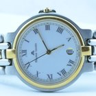 Maurice Lacroix Herren Uhr Classic 36mm Stahl/gold Date Quartz