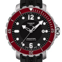 Tissot Seastar 1000 Powermatic 80 Black Dial 42mm T