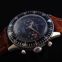 Nivada Croton Rare Vintage Sea Diver Chronograph 60's