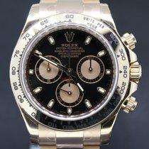 Rolex Daytona Chronograph Pink Gold,Black Dial FullSet 116505