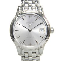 Longines Flagship Stainless Steel Silver Automatic L4.274.4.72.6