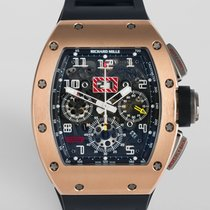 "Richard Mille RM 011 Rose Gold - ""Flyback Chronograph"""