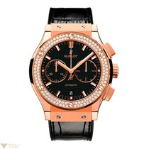 Hublot Classic Fusion Chronograph 18K King Gold Men's Watch