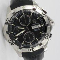 TAG Heuer Aquaracer Chronograph Stahl CAF2010
