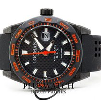 Locman Stealth Carbon Automatic 46mm