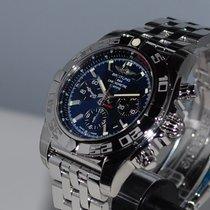 Breitling CHRONOMAT 44 01 BLACK EYE BLUE