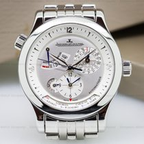 Jaeger-LeCoultre 150.81.20 Master Geographic SS / SS 40MM (25683)