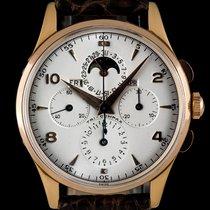 Universal Genève 18k Rose Gold Tri-Compax Calendar Chronograph...