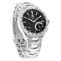 TAG Heuer Link Calibre S Mens Swiss Quartz Chrono Watch...