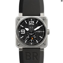 Bell & Ross BR 03-51 GMT NEU mit Box+Papieren