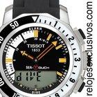Tissot Sea-Touch Ana-Digi