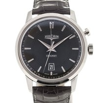 Vulcain 50s Presidents'Watch 42 Greystone