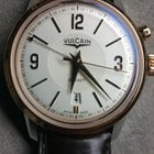 Vulcain 50s Presidents' Watch Gold & Steel